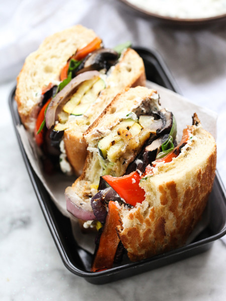 Grilled Vegetable Sandwich Foodiecrush Com 36