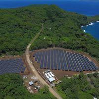 Todo en esta isla funciona con energía solar, y para Tesla esto es solo el principio