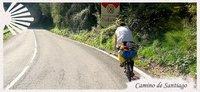 Guía del Camino de Santiago: el Camino en bicicleta y a caballo