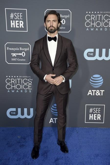 Hombres Critics Choice Awards 2