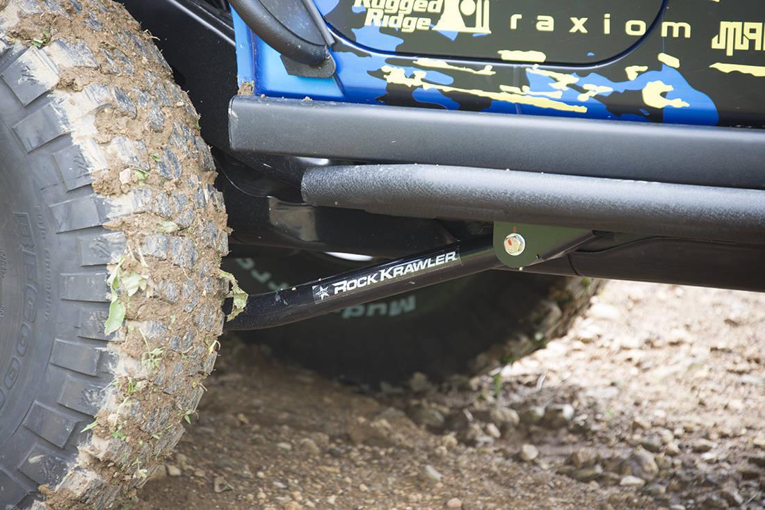 Foto de Jeep Wrangler Project Trail Force (14/19)