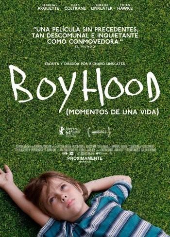 'Boyhood (Momentos de una vida)', la película