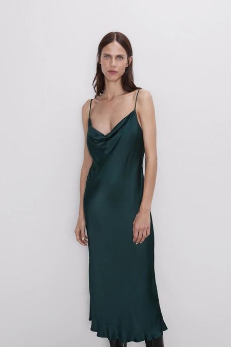 Vestidos Rebajas 2020 Zara Midi 02