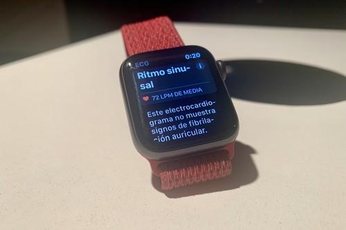 El electrocardiograma ya está disponible en el Apple Watch Series 4: lo hemos probado y así es como funciona