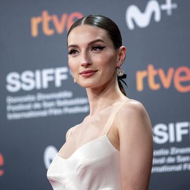 Festival de Cine de San Sebastián 2021: repasamos los nueve mejores looks de belleza de la alfombra roja