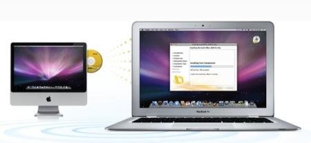 """Activa la función """"remote disk"""" en cualquier Mac"""