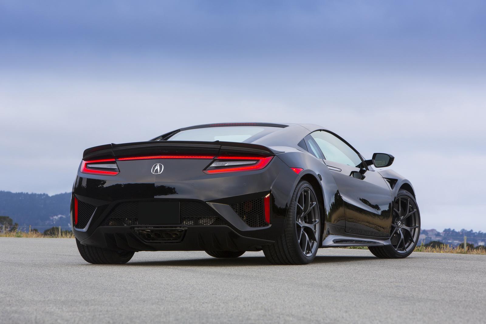 Acura Nsx 2017 Motor >> Acura NSX 2017 (6/22)