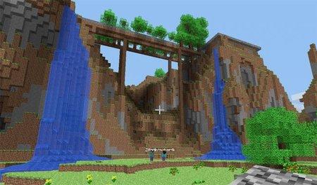 """""""Minecraft' es lo mejor que he jugado en los últimos 10 años"""". Palabrita de Molyneux"""