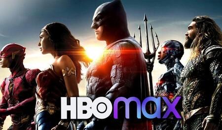 Liga Justicia Hbo Max
