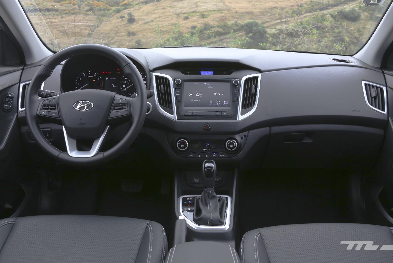 Foto de Hyundai Creta 2019 (prueba) (12/17)