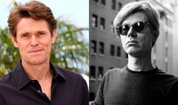 Willem Dafoe será Andy Warhol en 'Saint Laurent'