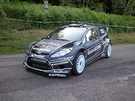 "Ford le cambia la ""cara"" a sus Fiesta WRC"