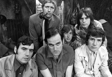 Monty Python cumple cuarenta años