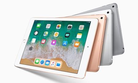En eBay, tenemos el iPad 2018 de 32 GB en todos los colores de nuevo por sólo 259,99 euros