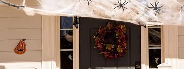Halloween con niños: 9 ideas divertidas para decorar la puerta la noche de truco o trato