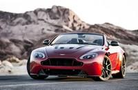 Aston Martin V12 Vantage S Roadster, novedad en Peeble Beach