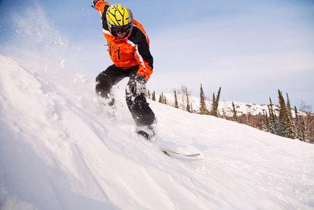 Aplicaciones viajeras para el iPhone: reportes de nieve