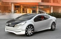 Imágenes y novedades del Kia Ray Concept