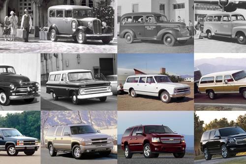 Chevrolet Suburban: el modelo que más tiempo lleva produciéndose cumple 85 años
