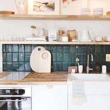 ¿Buscas una casa diferente? Apuesta por los azulejos artesanales