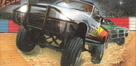 Retroanálisis de Super Off Road, el juego de las carreras de 4x4 con la imagen del legendario Ironman