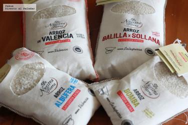 Cuatro ideas para cocinar con arroz innovando nuestro recetario