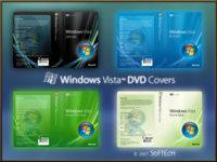 Imprime las carátulas para tus DVD de Windows Vista