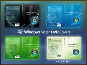 Imprime las carátulas para tus DVD de Windows Vista