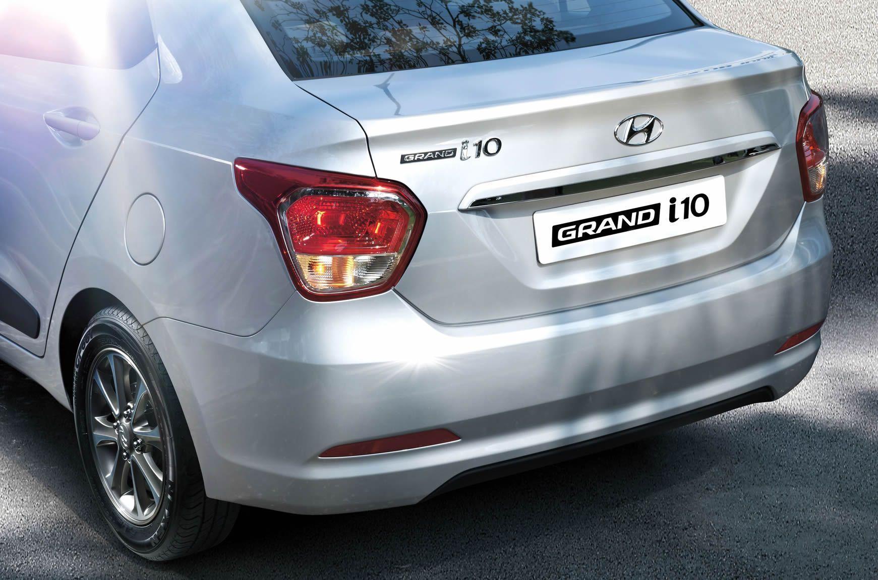 Foto De Hyundai Grand I10 Sedan 14 18