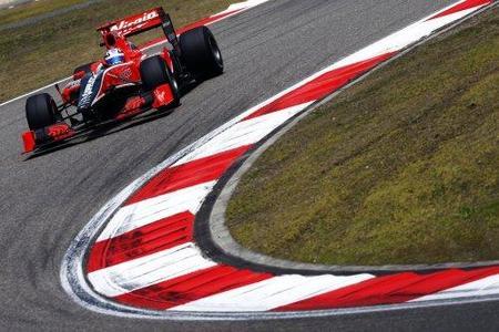 Virgin Racing llevará tan solo un chasis modificado a Montmeló