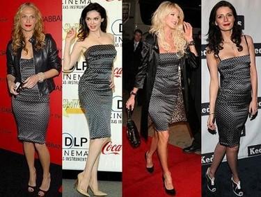 Vestido de Dolce & Gabbana: encuentra al intruso