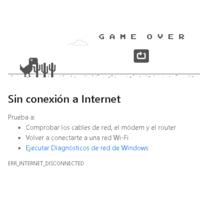 Microsoft Edge tiene un juego para cuando no hay internet que se ve mejor y más divertido que el clásico dinosaurio de Chrome