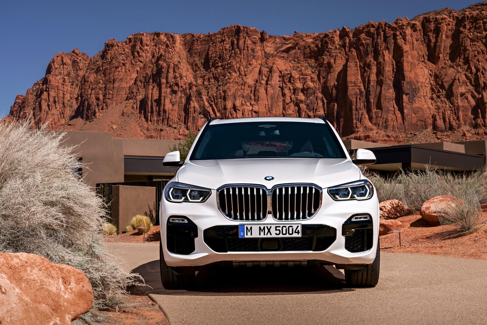Foto de BMW X5 2019 (Presentación) (44/56)