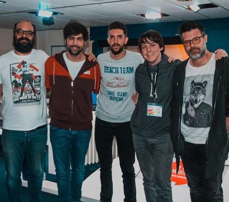 """Venga Monjas estrena la quinta temporada de 'Da Suisa' con Ignatius haciendo de Krusty el """"pachacho"""""""