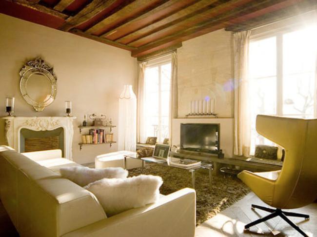 Foto de Puertas abiertas: un apartamento en París (1/5)