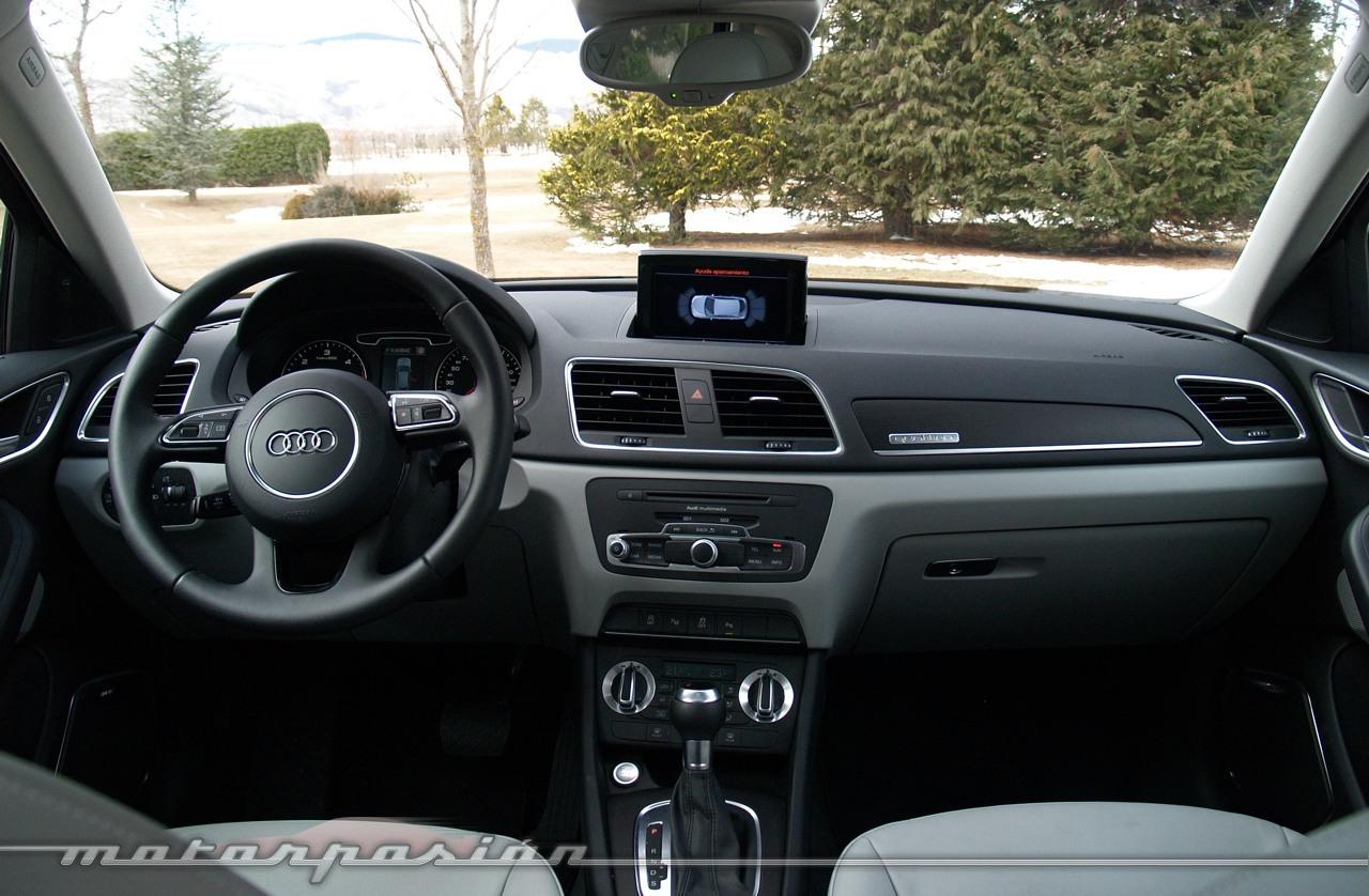 Foto de Audi Q3 (miniprueba) (15/26)