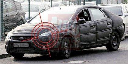 Nuevas fotos espías del 2007 Ford Mondeo