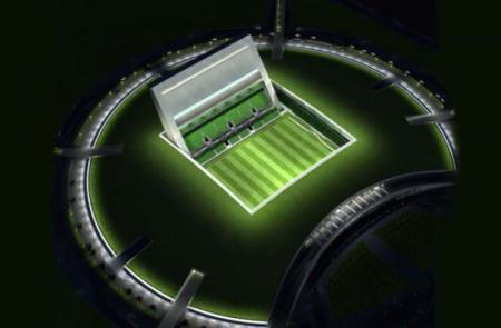 Fútbol en alta definición, en los cines