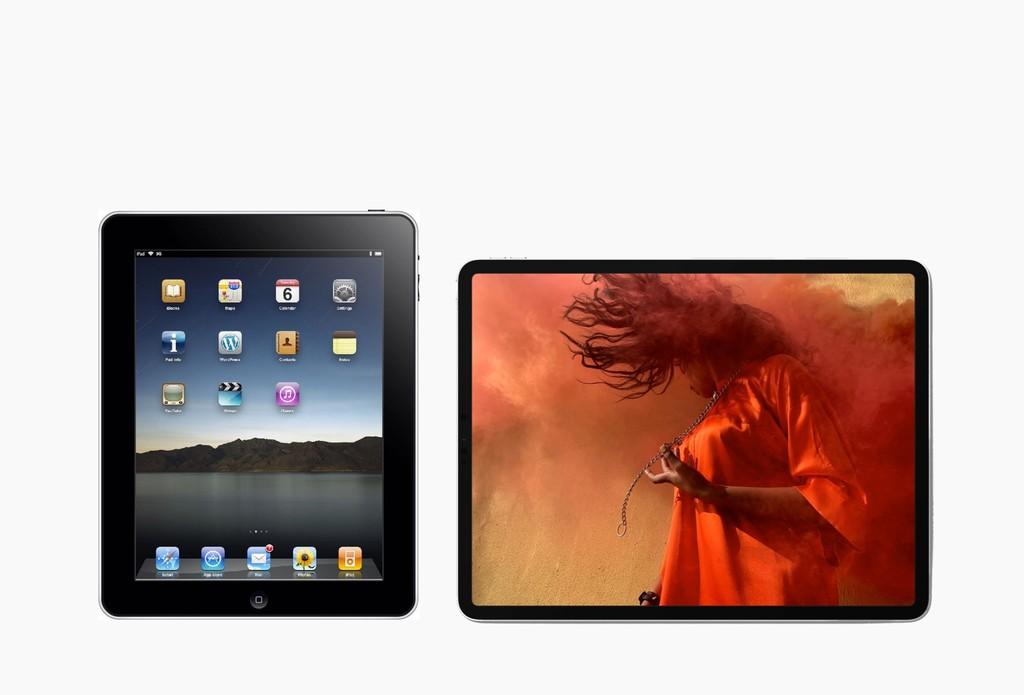 Del iPad original al último iPad Pro: 7 cifras para entender la evolución de este ordenador