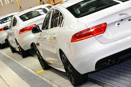factoría Jaguar