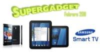 Móviles y tablets vuelven a reinar en nuestros Supergadgets de febrero de 2011