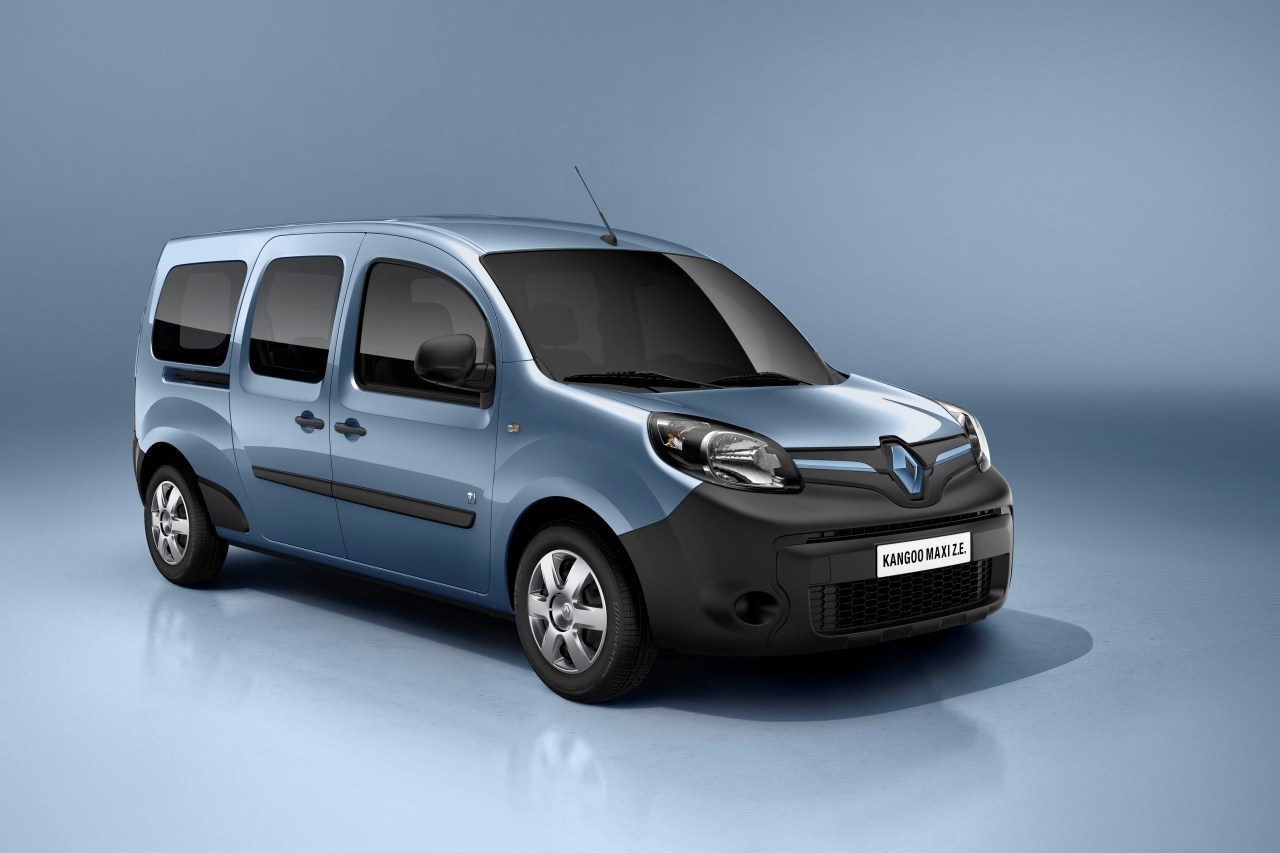 Foto de Renault Kangoo 2013 (2/6)