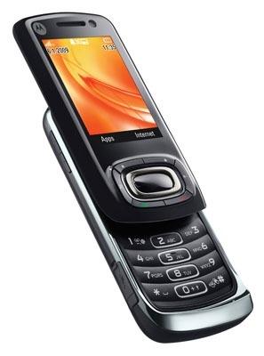 Motorola MOTO W7 se controla a través de gestos