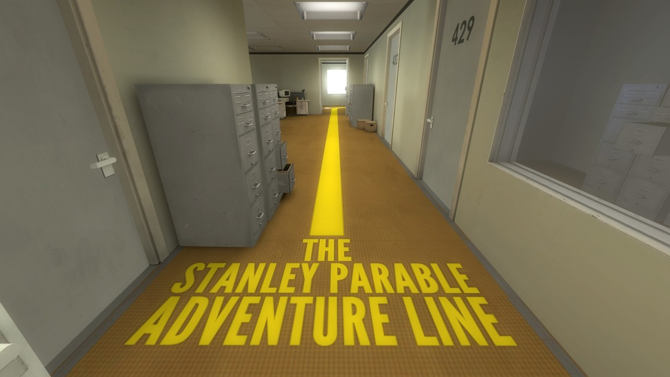 Finales de The Stanley Parable