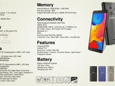 Alcatel renovará su gama de entrada en el CES, con el smartphone con pantalla de 18:9 más barato