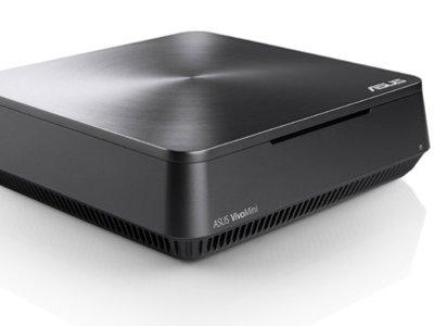 Los nuevos HTPC Asus VivoMini vienen con CPU Intel Skylake y hasta 16 GB de RAM