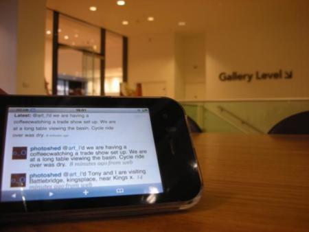 TWitter en iPhone