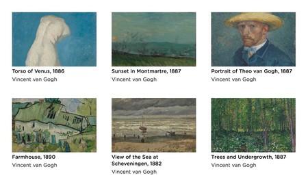 Descarga una colección con pinturas y dibujos de Van Gogh digitalizados a calidad