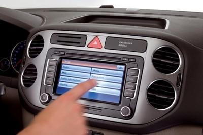 RNS 510, opcional en Volkswagen