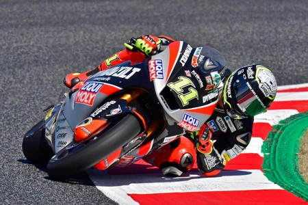 Sandro Cortese Moto2